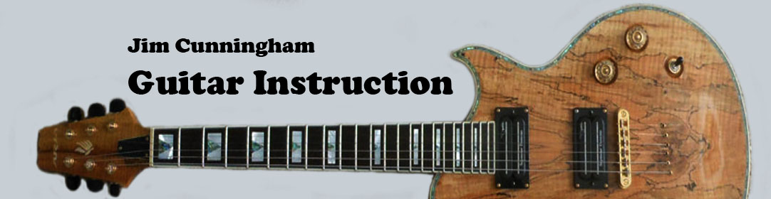 Jim Cunningham | Guitar Instruction